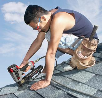Senco Roofing Nailer