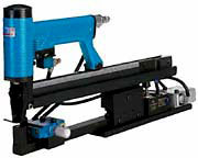 BeA Bench Mounted Carton Stapler